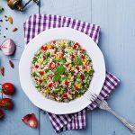 Cous cous salata