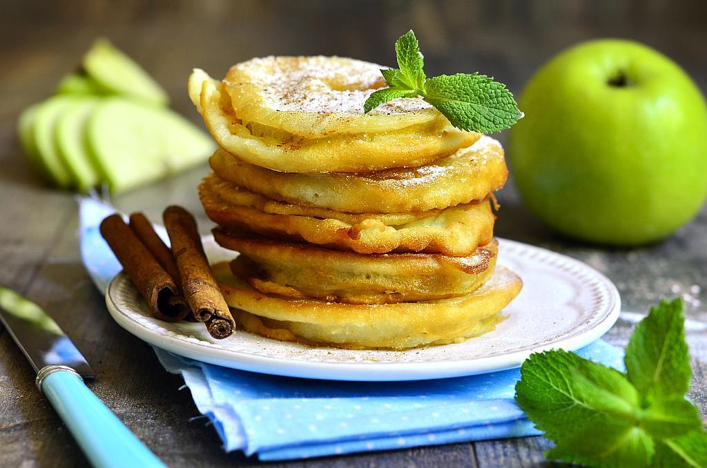 Pohane jabuke