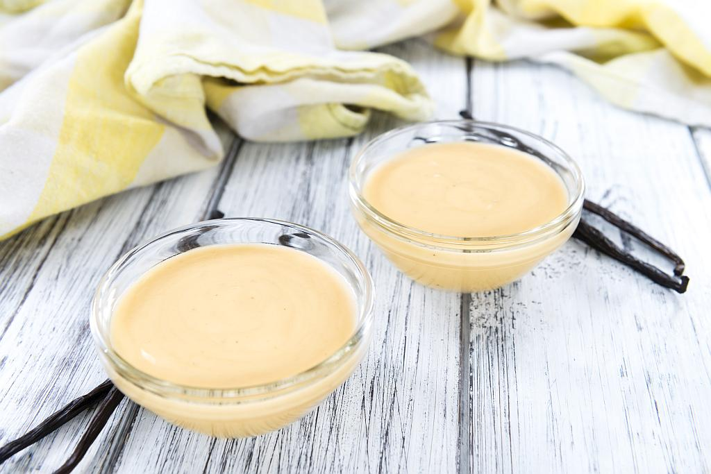 Puding od vanilije