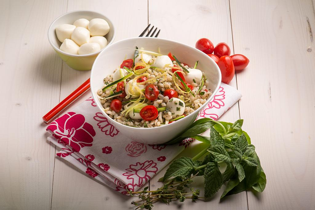 Hladna salata od jecma