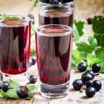sok od borovnice