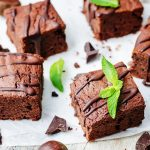 čokoladni kolač s kestenima
