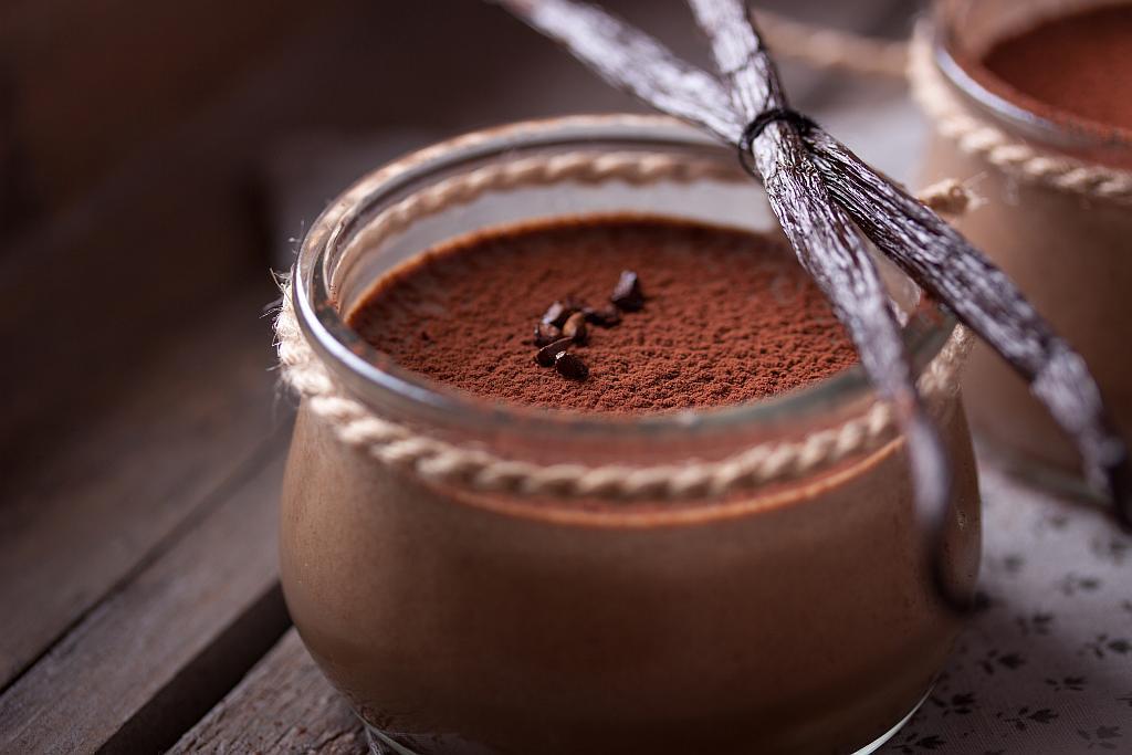 brzi čokoladni dessert