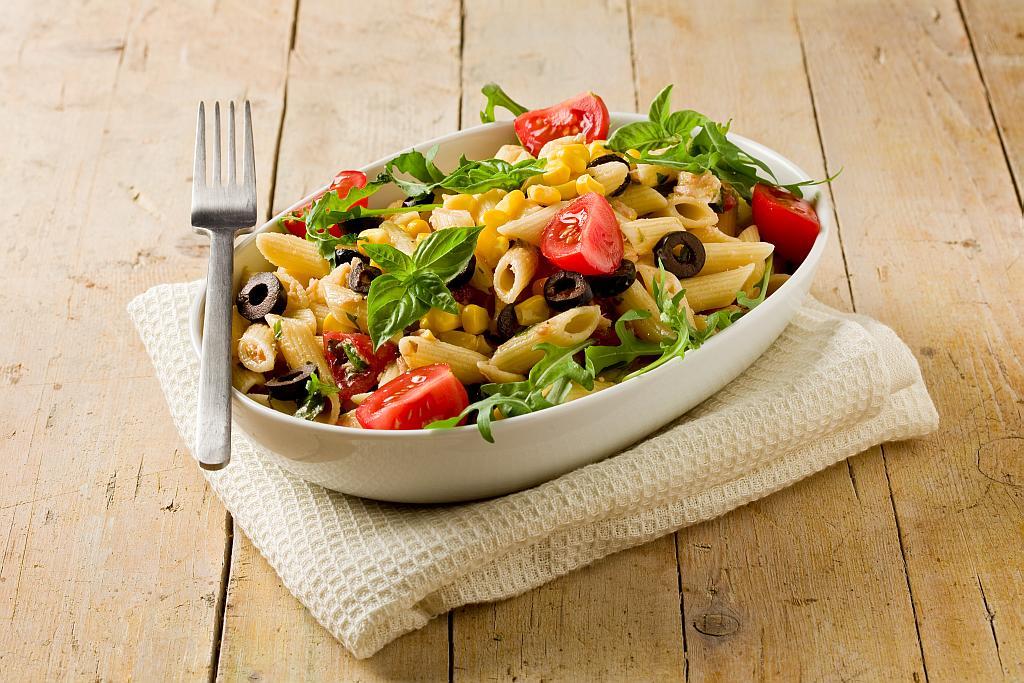 hladna salata s tjesteninom