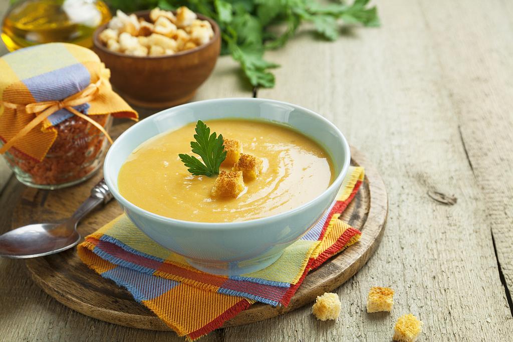 juha od tikve i leće