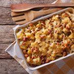 pečeni krumpir s pancetom i sirom