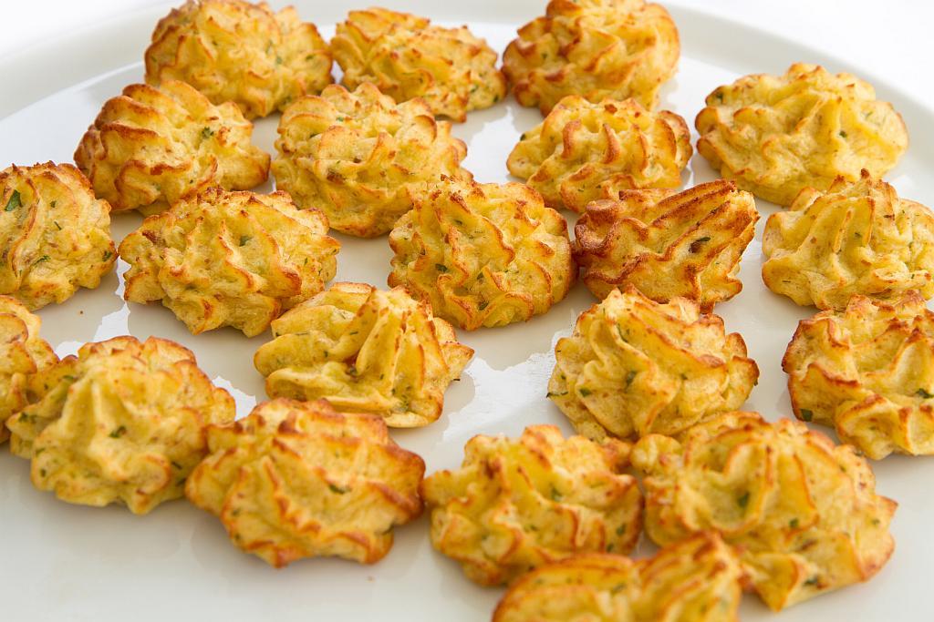 pečeni pire krumpir