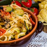 tjestenina s tunjevinom i povrćem
