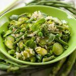 zeleni rižoto