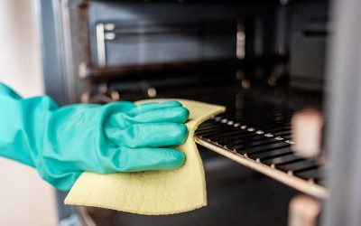 Prirodna sredstva za čišćenje pećnice