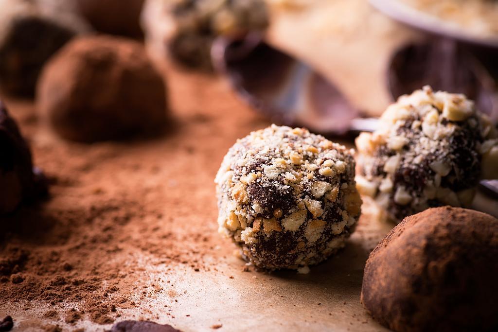 cokoladne kuglice sljesnjacima