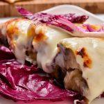 kaneloni punjeni radicem i mozzarellom