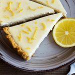 torta od sira s limunom