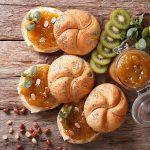 Marmelada od kivija i jabuke