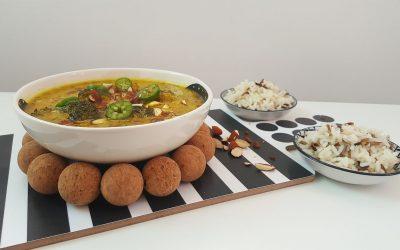 Povrtni curry s kokosovim mlijekom